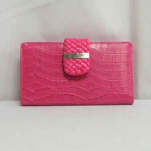 Excellent Condition Women's Buxton Wallet in Pink